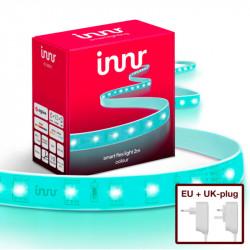 INNR - Ruban Flexible Indoor Couleur - 2m - Couleur et Blanc variable - 2000K à 6500K