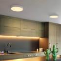 INNR - Plafonnier LED connecté - 30cm - Blanc chaud