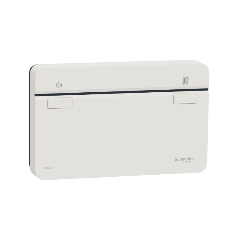 SCHNEIDER ELECTRIC - Passerelle Wi-Fi/Zigbee et actionneur de chaudière Wiser
