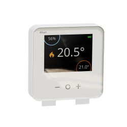 SCHNEIDER ELECTRIC - Thermostat d'ambiance connecté Zigbee 3.0 Wiser