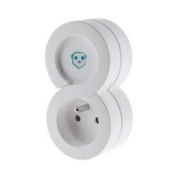 OTIO - Prise connectée Wi-Fi de détection de coupure électrique Surikat