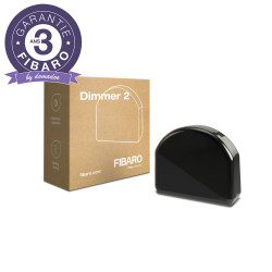 FIBARO - Micromodule variateur Z-Wave+ Fibaro Dimmer 2 FGD-212