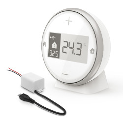 AVIDSEN PRO - Thermostat programmable connecté EnOcean