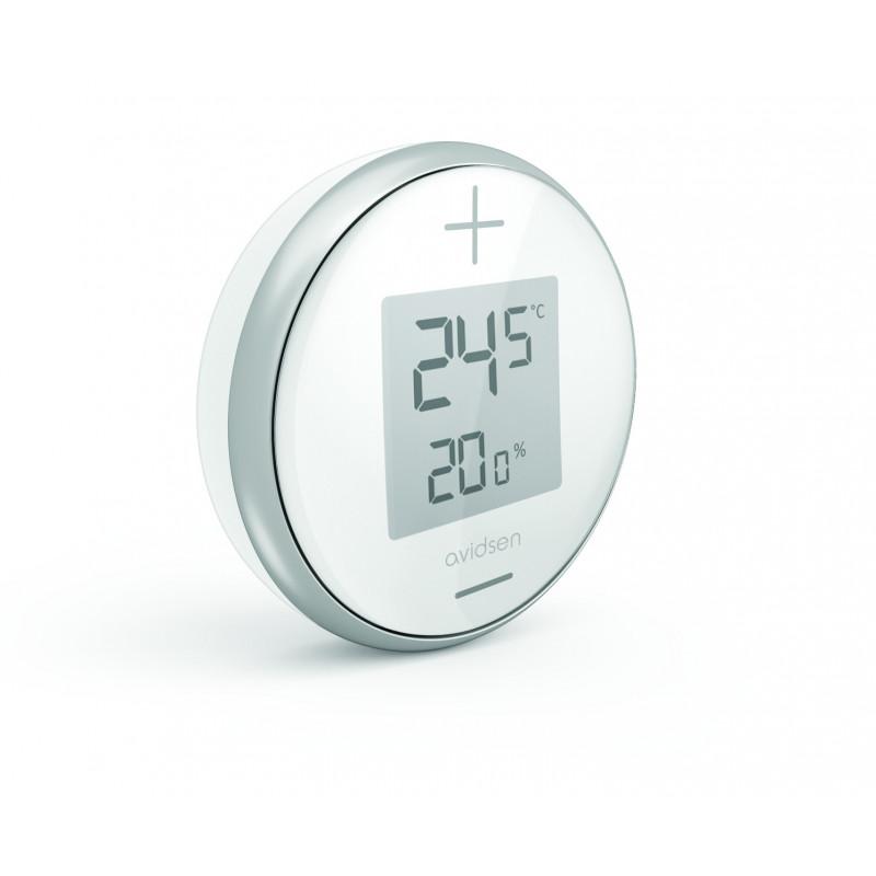 AVIDSEN - Sonde de température et d'humidité EnOcean