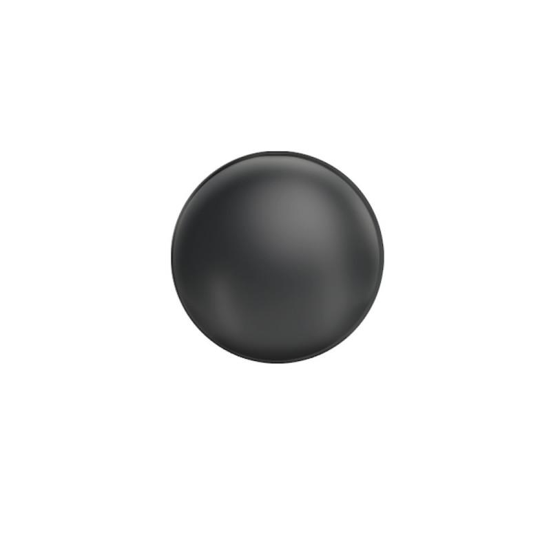 FIBARO - Bouton avec guide lumière pour interrupteur Walli Anthracite