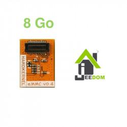 JEEDOM - Carte mémoire eMMC 8Go de remplacement pour Jeedom Smart