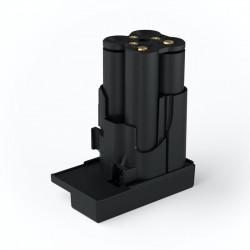 NUKI - Batterie rechargeable Nuki Power Pack - Accessoire pour serrure connectée Nuki Smart Lock