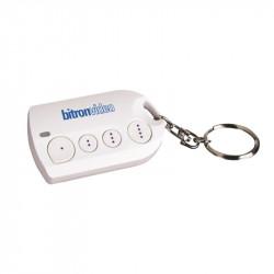 SMABIT - Télécommande Zigbee 4 boutons