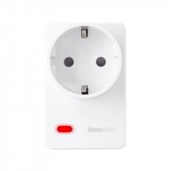 SMABIT - Prise intelligente Zigbee ON/OFF 16A + Mesure de consommation