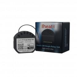 HEATIT CONTROLS - Module commutateur 16A Z-Wave+ 700 ZM Single Relay