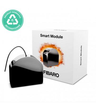 FIBARO - Micromodule commutateur libre de potentiel Z-Wave+ Fibaro Smart Module FGS-214