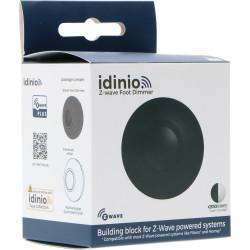 IDINIO - Variateur sur pied Z-Wave+ pour LED (noir + blanc)