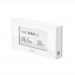 XIAOMI AQARA - Moniteur de qualité d'air Zigbee 3.0 (température, humidité, COVT)