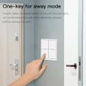 MOES - Interrupteur intelligent sans fil Zigbee - 2 boutons