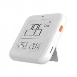 MOES - Capteur de température, humidité et luminosité Zigbee