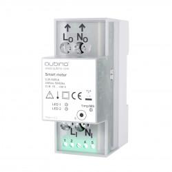QUBINO - Module Rail DIN compteur d'énergie Z-Wave+ Qubino Smart Meter