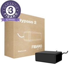 FIBARO - Bypass variateur pour faible charge Fibaro Bypass 2 (Dimmer 2)