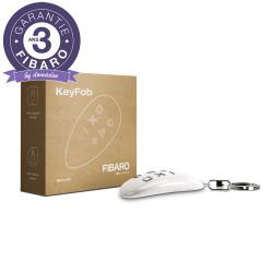 FIBARO - Télécommande porte-clés Z-Wave+ Fibaro Keyfob FGKF-601