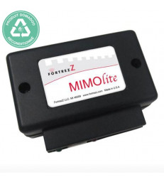 RECONDITIONNE-FORTREZZ Module Entrée/Sortie Z-Wave MIMOlite