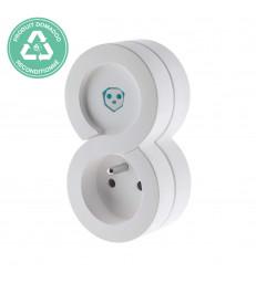 RECONDITIONNE-OTIO - Prise connectée Wi-Fi de détection de coupure électrique Surikat