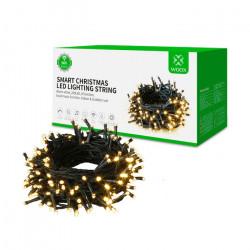 WOOX - Guirlande lumineuse LED de Noël intérieur WIFI