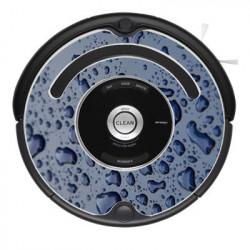 DOMADOO Sticker Gouttes d'eau pour Roomba