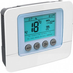 SECURE Thermostat électronique programmable Z-Wave SCS317