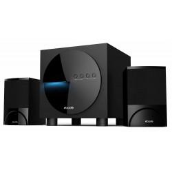 EBODE Système audio stéréo 2.1 Sans Fil Bluetooth