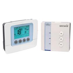 SECURE Pack thermostat électronique programmable récepteur Z-Wave