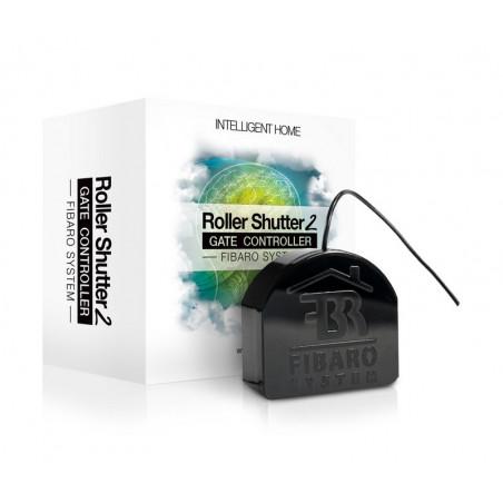 FIBARO Micromodule pour volet roulant Z-Wave FGRM-221