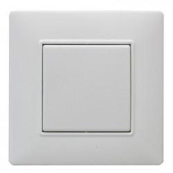 TRIO2SYS Interrupteur sans fil EnOcean blanc 1 touche