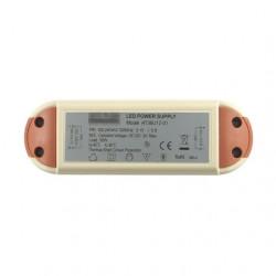 Alimentation LED 12V pour intérieur, puissance 36W