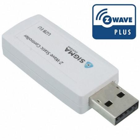 SIGMA DESIGNS Contrôleur Z-Wave Plus USB