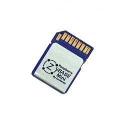 ZODIANET Carte SD avec logiciel ZiBASE Mini Pré-installé