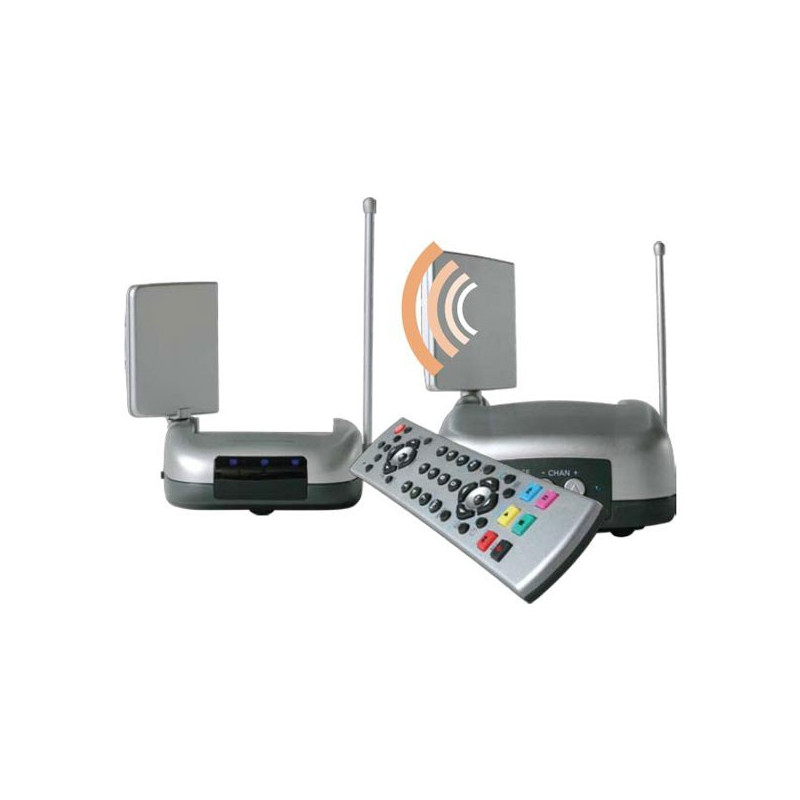 EBODE Transmetteur Audio Video avec Tuner TV CL85