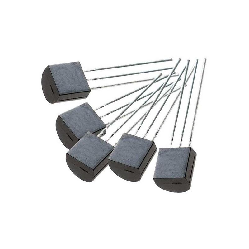 DALLAS Pack de 5 Capteurs de température 1-Wire DS18B20