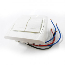 TAIYITO Interrupteur de commande pour tringle à rideau électrique