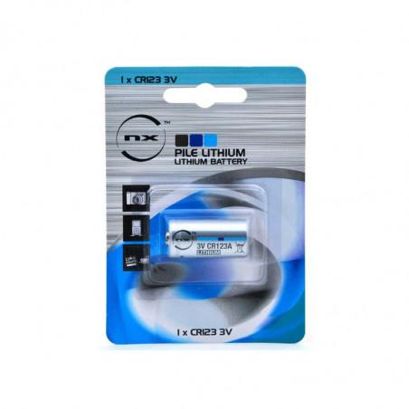 ENIX ENERGIES Pile lithium CR123 3V 1.45Ah