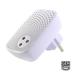 AEOTEC - Sirène Z-Wave Plus sur prise électrique (GEN5)