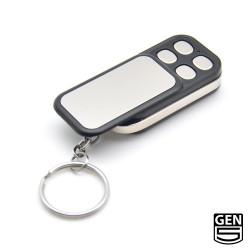 AEOTEC - Télécommande porte clés Z-Wave Plus 4 boutons (GEN5)