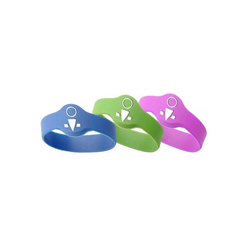 OKIDOKEYS Badges bracelets enfants x3