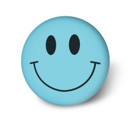 """EDISIO - Émetteur 868,3 MHz """"Smile"""" Bleu - 1 canal"""
