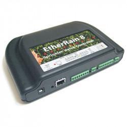 QUICKSMART EtherRain 8 - Contrôleur d'électrovannes IP
