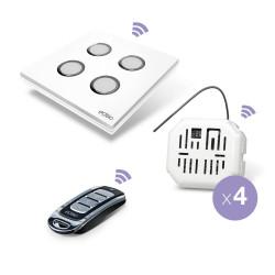 EDISIO - Pack Ouvrant Plus - 4 Volets