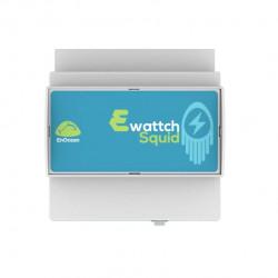 EWATTCH - SQUID Sous-compteur electrique EnOcean - 12 entrées