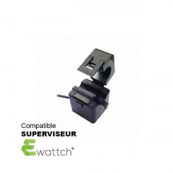 EWATTCH - pince de mesure pour SUPERVISEUR - 10 mm (50A max) 50 cm