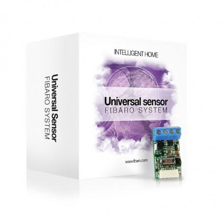 FIBARO - Détecteur Universel Z-Wave Fibaro Universal Binary Sensor FGBS-001