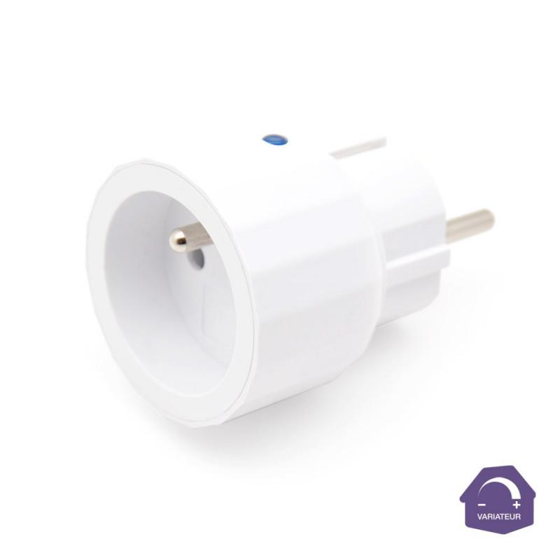 EVERSPRING - Mini Prise Variateur Z-Wave Plus AD147-6 (prise française)
