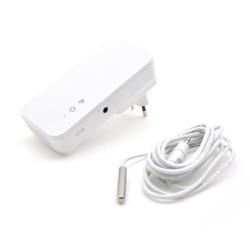 SOCKONNECT - Prise d'alerte température et coupure de courant par SMS