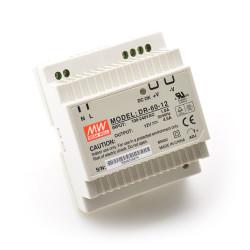 GCE ELECTRONICS - Alimentation 12V Rail Din 4.5A IPX 800 V3